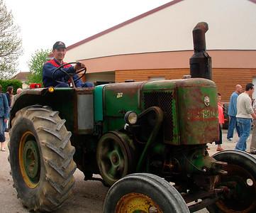 Fete des tracteurs 2007