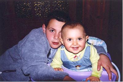 Cedric & Aurelie 2002