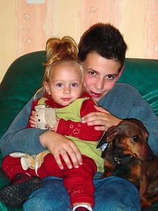 Cedric & Capucine 2004