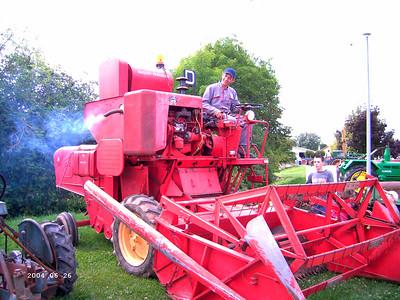Fete des tracteurs 2004