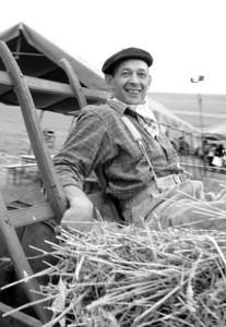Farmer Didier with always a big smile