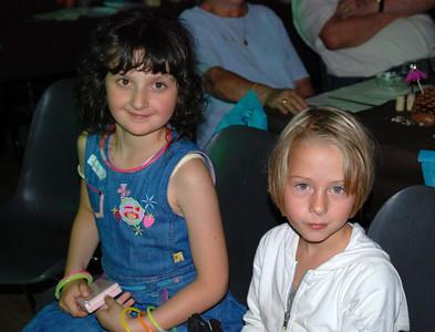 Cousines: Aurélie & Capucine (juillet 2009)