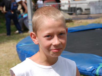 William (July 2008) photo taken by Veronique