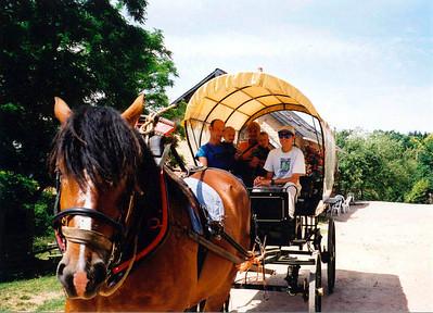 Visite en Juin 2000