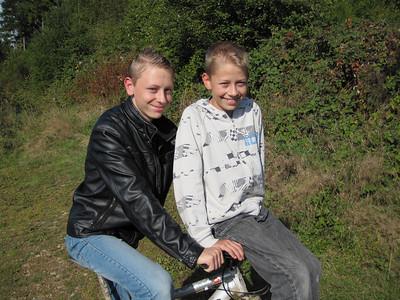 Augustin & William (Septembre 2010)