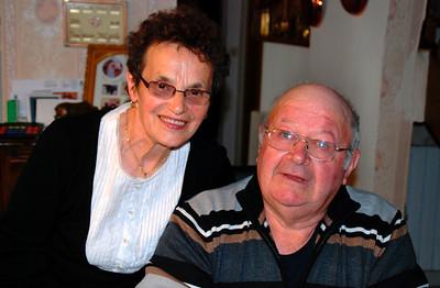 Papa & maman (Paques 2009: 12 avril)