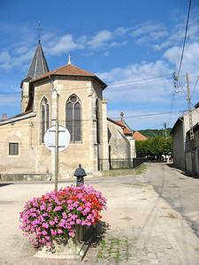 Eglise de Vigneulles (rue de l'Atre)