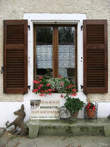 Maison de Sylvie a Brasseitte (Meuse, Lorraine)