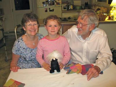 Marcia, Elise & Otto