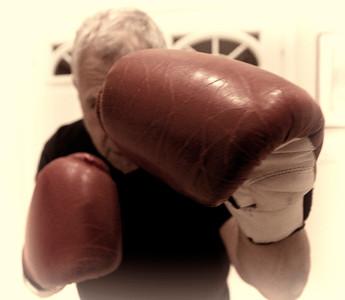 Bobby as Boxer