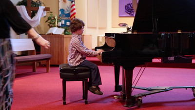 Ryans Piano Recital, April 27th, 2014