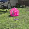 Video, Backyard pool, July 25th, 2013