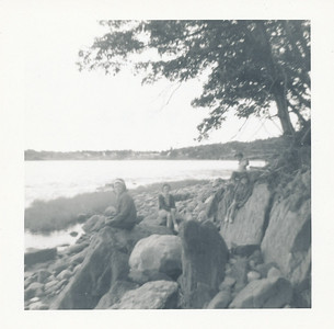 Penobscot Bay, Rockland, Maine--August 1963