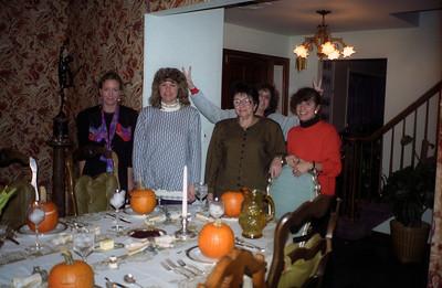 Susan, Royce, Marion, Susan, Jill (Lynn Court, NJ)