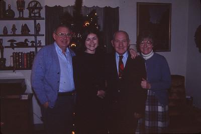 Harvey, Marilyn, Dad, Phyllis
