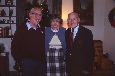 New Year's Eve--Mervyn, Phyllis, Dad
