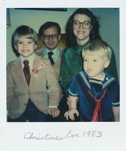 Christmas Eve, 1983