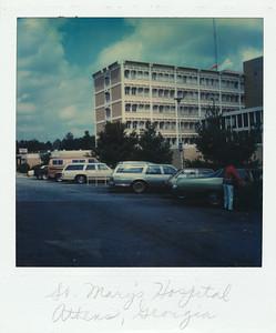 St. Mary's Hospital, Athens