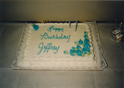 Jeffrey's 3d birthday--July 14, 1989