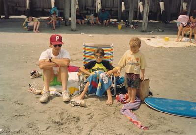 Ocean City--July 1990