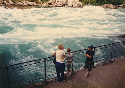 Whirlpool Rapids (haven't found all the other pictures we took on this trip)
