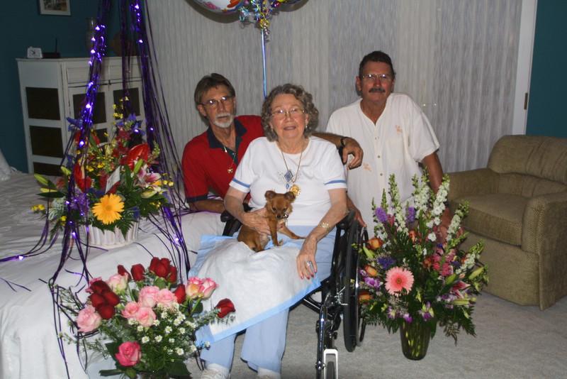 2001-Mother's Birthday