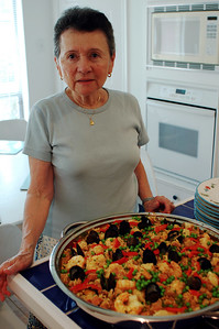 Mom's paella