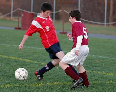 CHS JVB Boys Soccer 2006