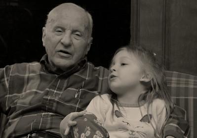 Poppa and CC