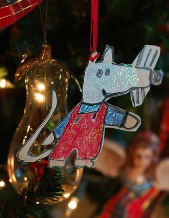 Patrick Ornament
