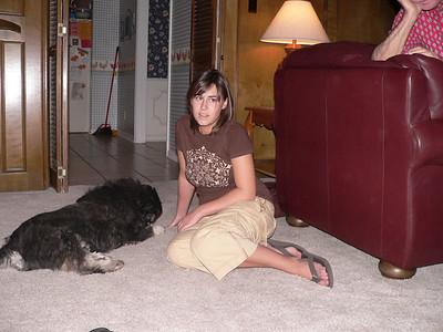 Christina and Boo