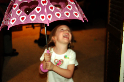 CC and umbrella