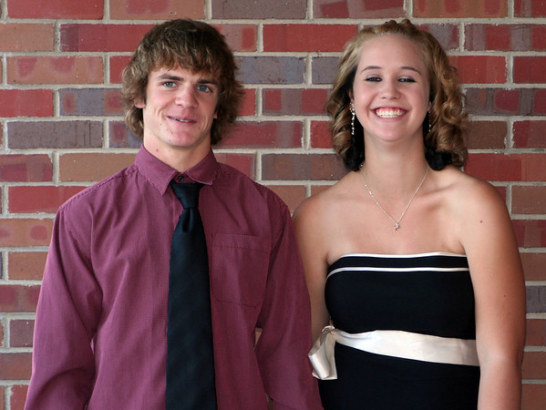 Geoff and Ashley Home Coming - 2006