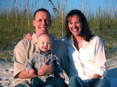Josh, Tara & Joshua
