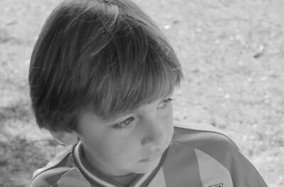 Soccer stare