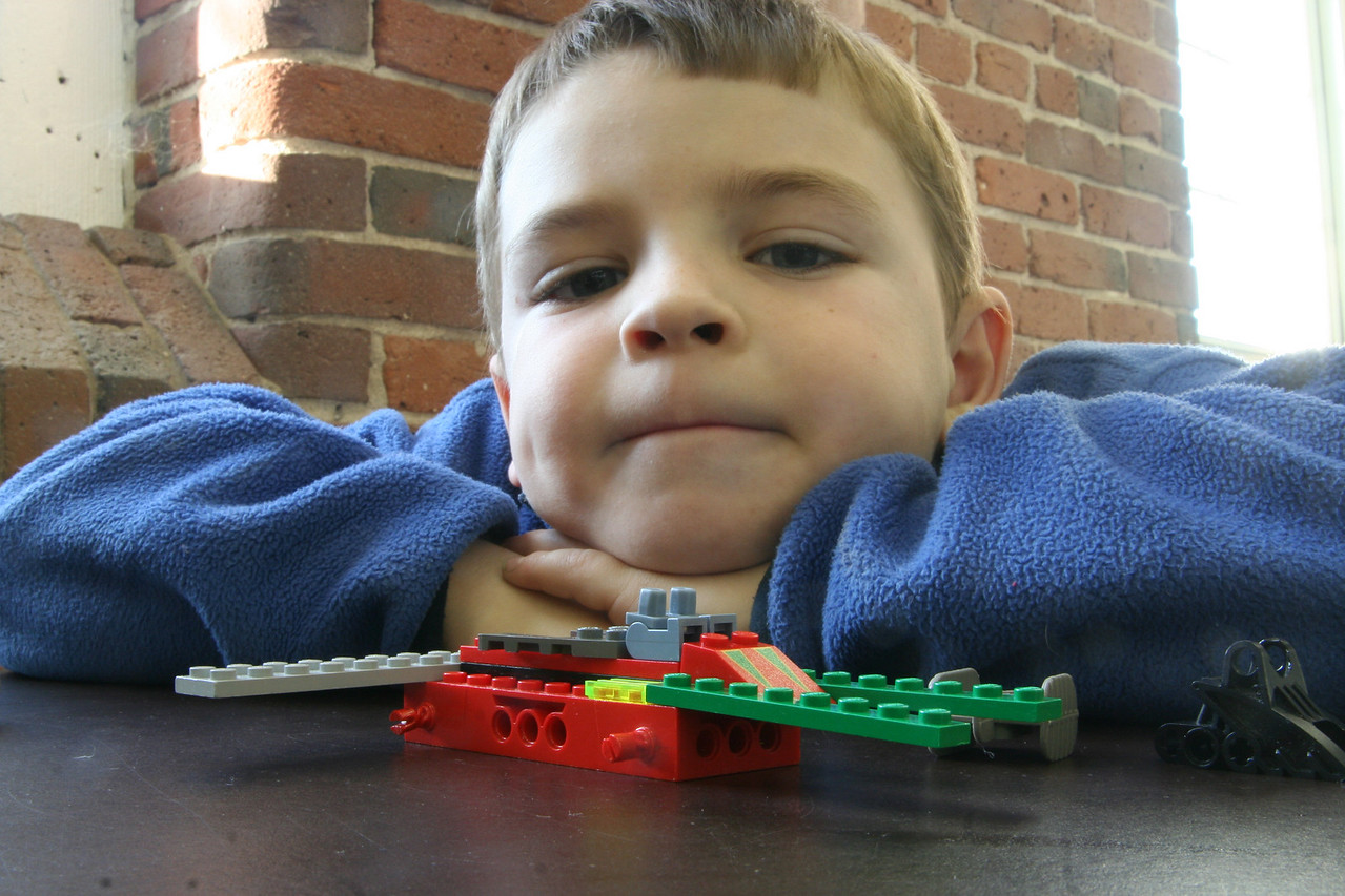 IMG_3119 Brian and Lego starship