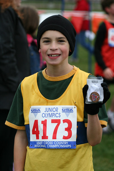 IMG_2778 Ian with Region One Top-20 medal
