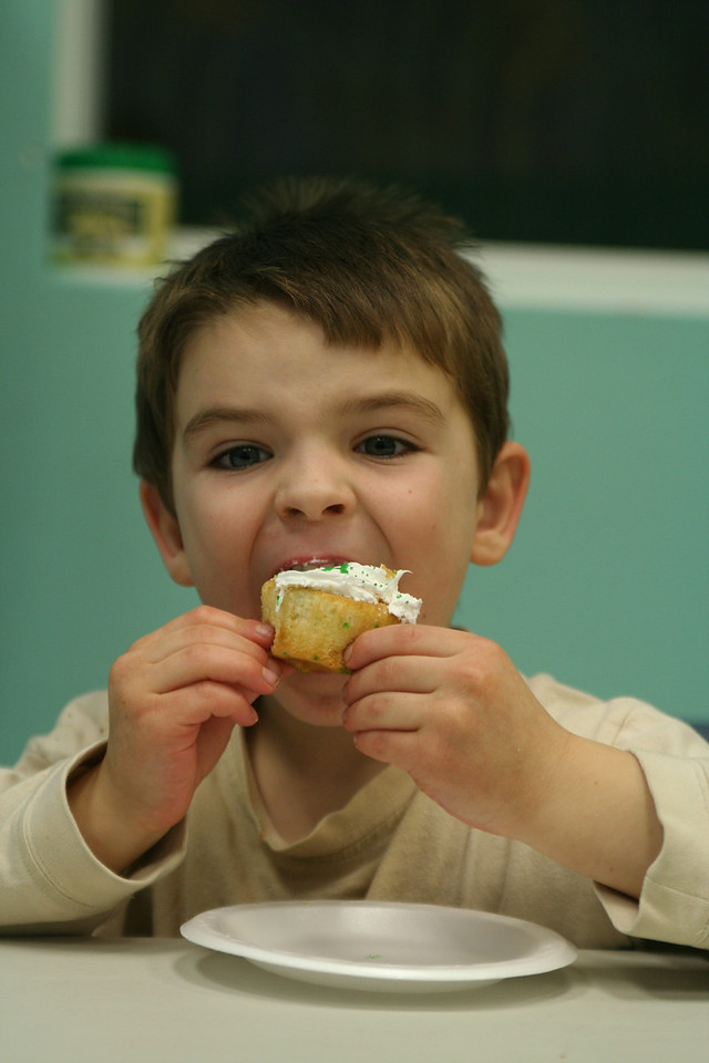 IMG_3691 Brian Eating Cupcake