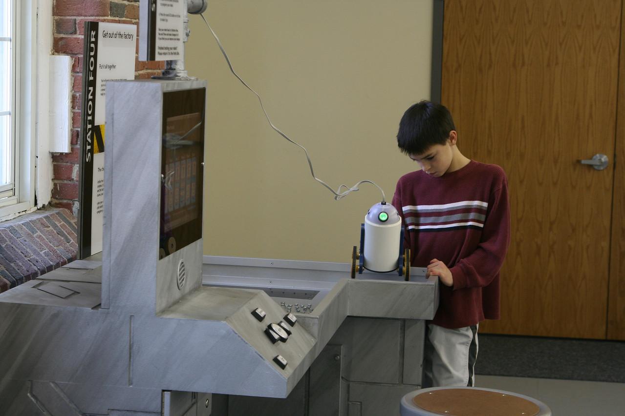 IMG_3114 Ian and robot