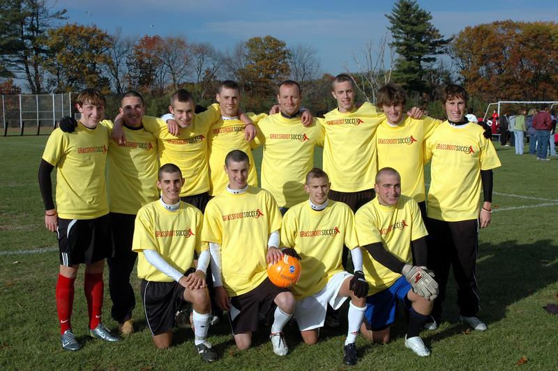 CHS Grassroots Soccer 2007