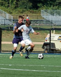 CHS Varsity Boys Soccer 2007