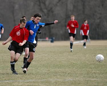 Nashoba United Team Soccer (NUTS) 2007