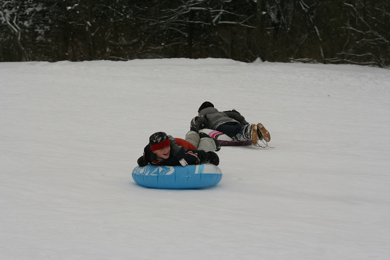 IMG_1675 Alex, Ian sledding