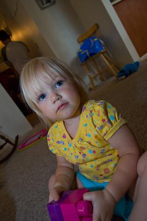 Lilli's 2nd Birthday