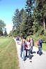 Entering Stanley Park, Vancouver, BC