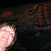 April 16, 2009--Epcot--on Cindy's favority ride from Norway--Maelstrom