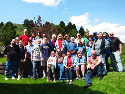 2011 Bate Family Reunion