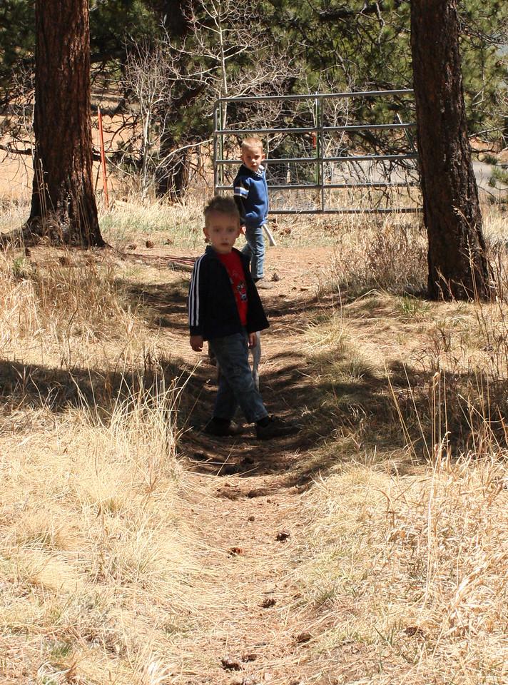 Trails Around Our Neighborhood
