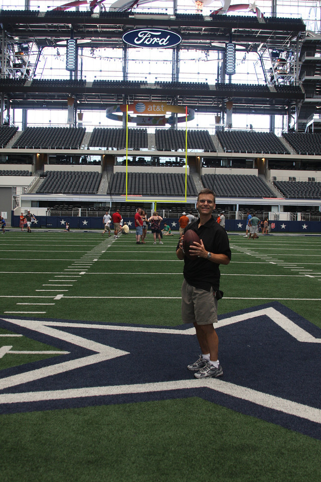 IMG4_30129 Joe at Cowboys Stadium by Ginger