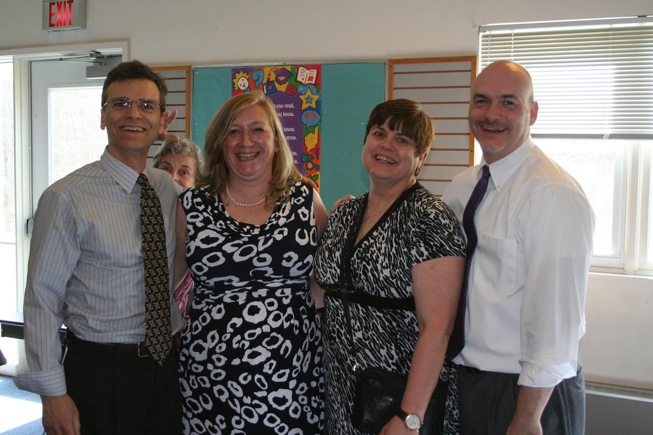 IMG_8201 Joe, Allyson, Susan, Rob at Rob's memorial